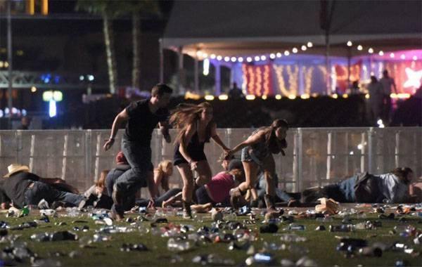 На концерте в Лас-Вегасе погибли более 50 человек