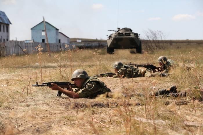 斯塔夫罗波尔地区首次将对叙利亚情景进行军事演习