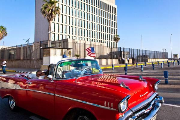 """À Cuba, le renseignement américain """"attaqué acoustiquement"""""""