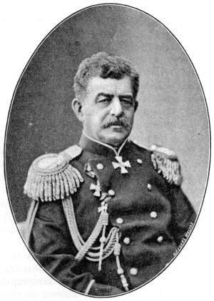 Avliyar-Aladzhinskomの戦いにおけるロシア軍の素晴らしい勝利