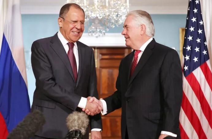 Agenda de Washington: melhorar as relações com Moscou