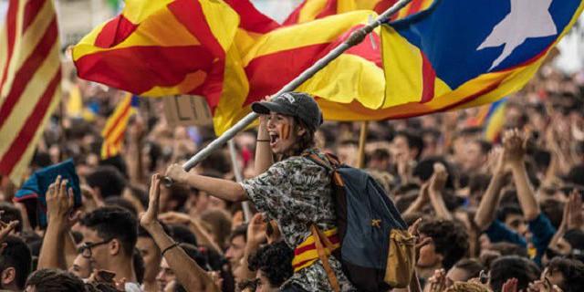 """Espagne / Catalogne: divergentes, le spectacle """"Square"""" ne sera pas"""