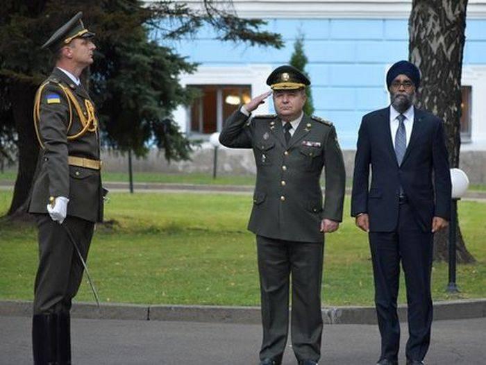 Canadá planea construir una fábrica de armas en Ucrania