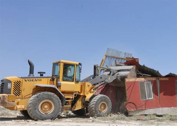 В Израиле спорят об эффективности борьбы с терроризмом методом снесения домов