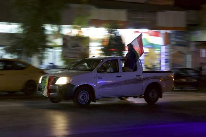 La Turquie espère que Erbil refusera de créer un État indépendant