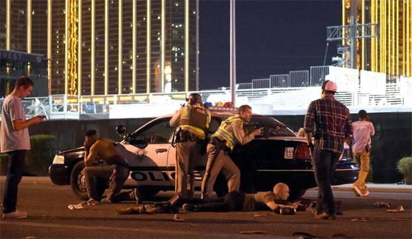 美国媒体:在Paddock的汽车中发现了爆炸痕迹