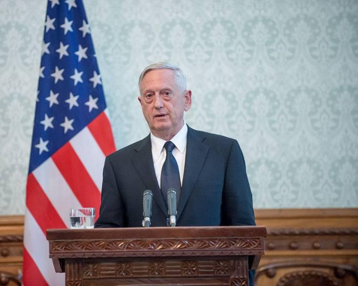 Mattis acusó a Rusia de tratar de socavar la influencia de los Estados Unidos y la unidad de la OTAN.