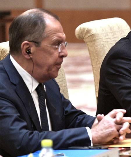Лавров: США в Сирии идут на смертельные провокации