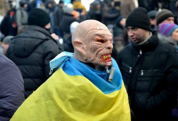 Resultados de Maidan: escravos permaneciam escravos, escória continuava escória