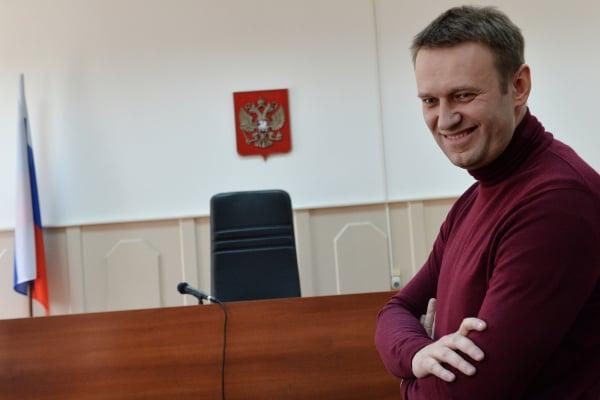 Navalny abrió una fórmula para evitar el castigo penal.