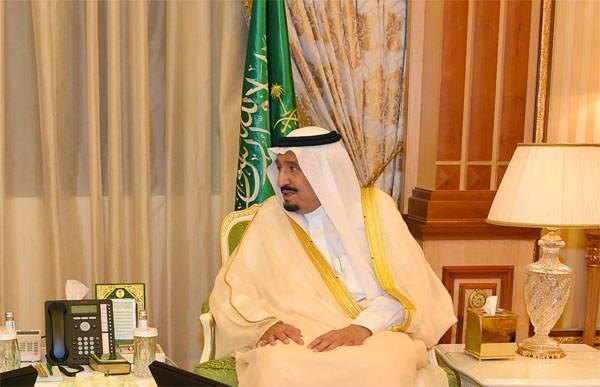 Monarque saoudien en visite d'Etat à Moscou
