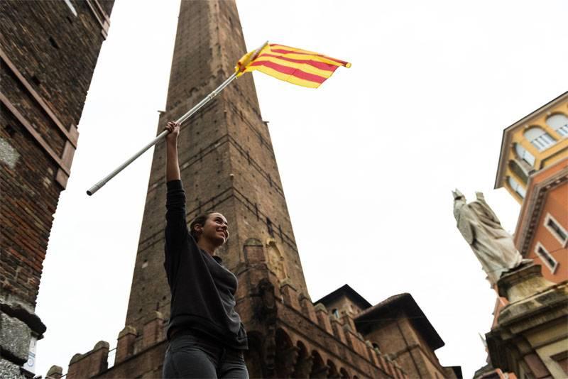 Cataluña pretende proclamar la independencia en los próximos días.