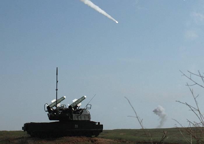 Les artilleurs anti-aériens du TsVO sont retournés dans des lieux de déploiement constant
