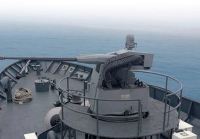 イスラエルの開発者は新しい海軍30-mm砲兵システムを導入しました