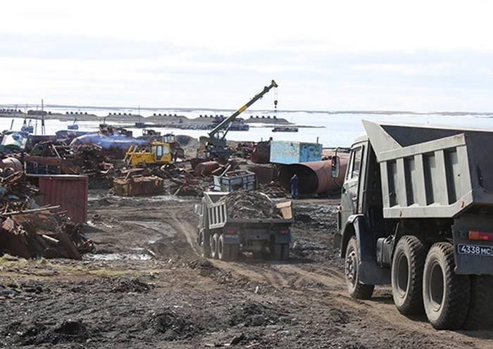 北極圏の2017年の予定作業が完了しました