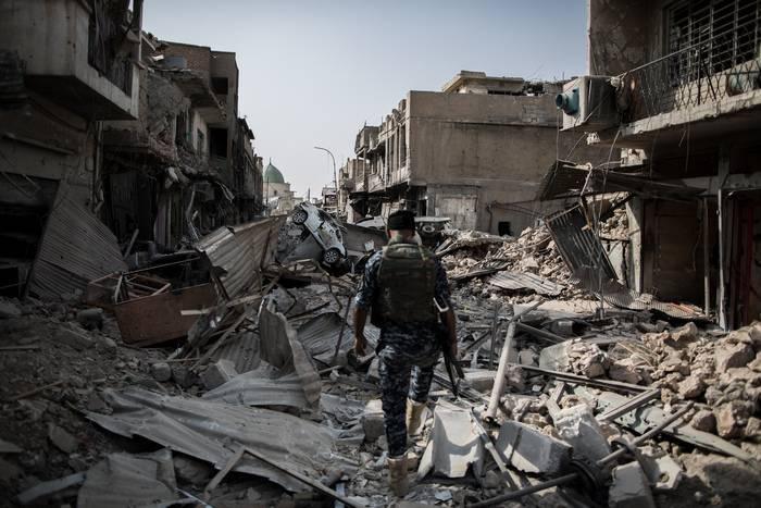 Иракские военные освободили около 30 деревушек впроцессе операции противИГ