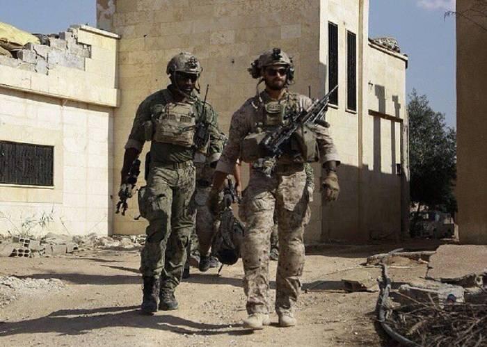 Пентагон отрицает обвинения в сотрудничестве с ИГ*