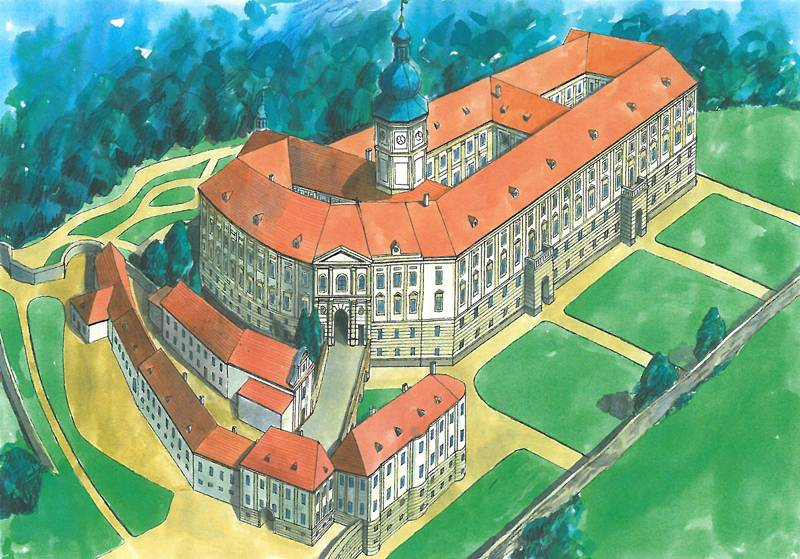 Castles of the Czech Republic: Castle Hluboka (part three)