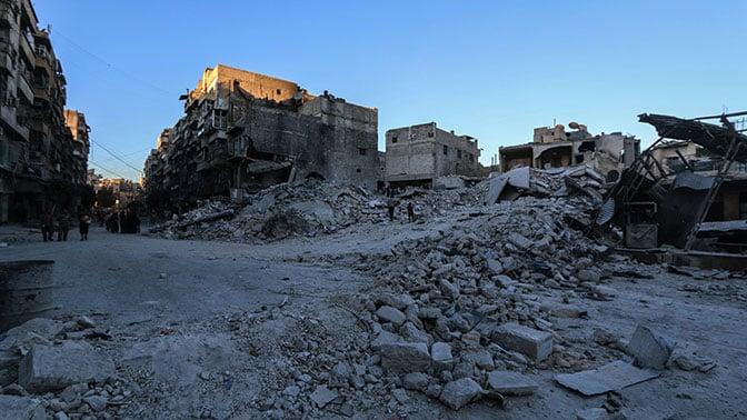 """Russo na Síria não esperou """", mesmo Assad se surpreendeu"""""""