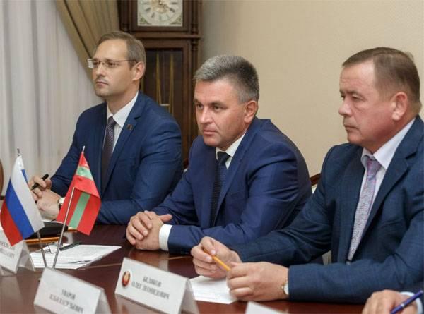 Presidente do PMR rejeita a iniciativa da Moldávia de retirar as forças de paz russas