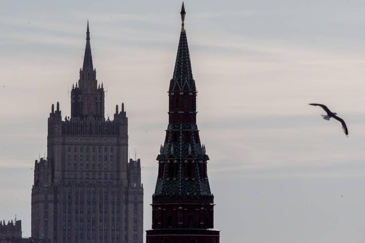 РФ  за30 лет сократила собственный  ядерный арсенал на85% — МИД