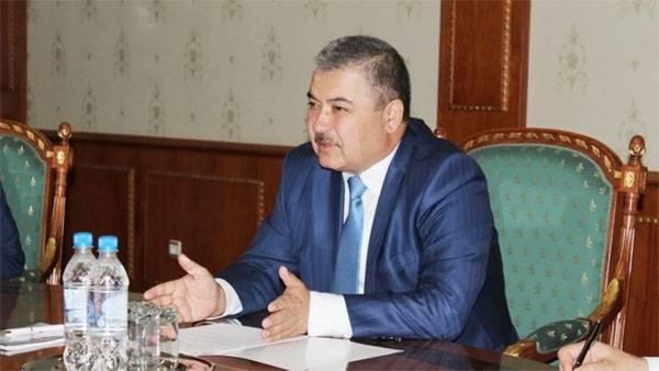 史上初めてウズベキスタン国防省の長がタジキスタンを訪問する