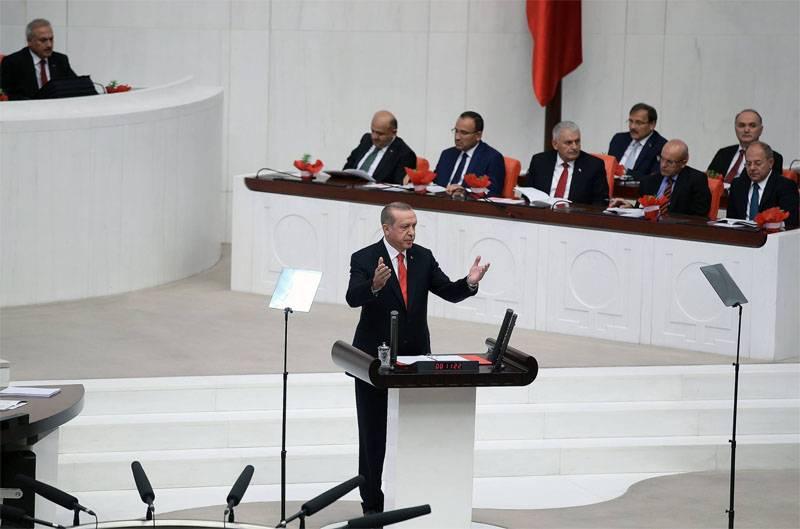 Erdogan: Référendum kurde en Irak - le travail des services spéciaux israéliens