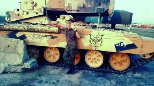 В Сирии замечен новый «Солнцепек»
