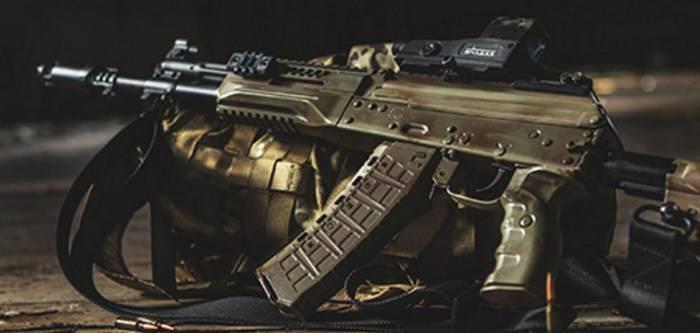 """""""Kalashnikov"""" anunciou a disponibilidade da produção em massa de novas máquinas"""