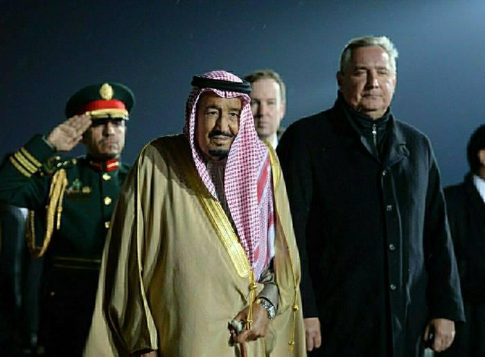 O especialista chamou as condições para o fornecimento de russo C-400 Arábia Saudita