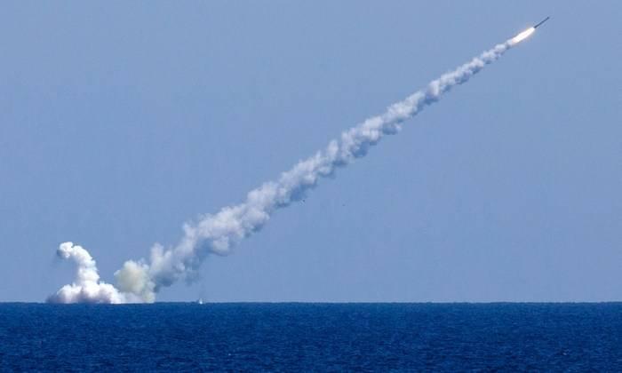 Submarinos rusos golpean el IG *