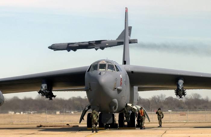 B-52将一直服务到2040年
