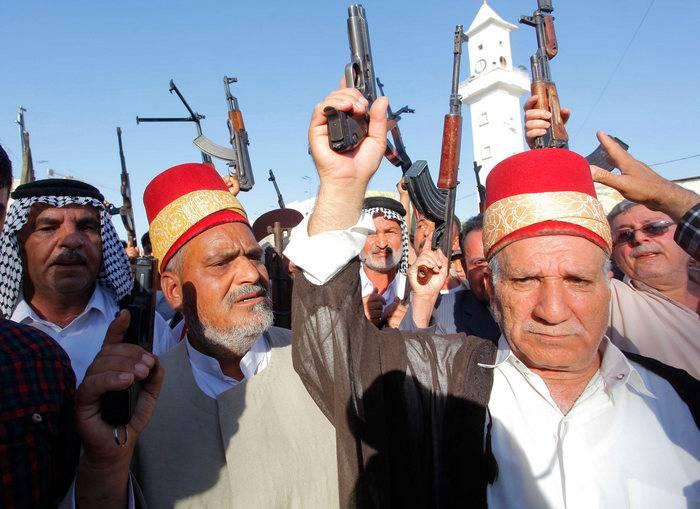 Сунниты в Ираке собрались провести референдум об автономии