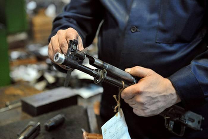 Саудовская Аравия получит лицензию на производство АК-103