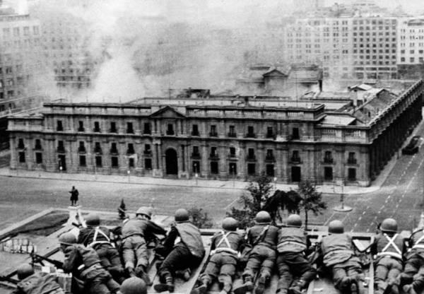 Konstantin Semin: outubro negro no cenário chileno