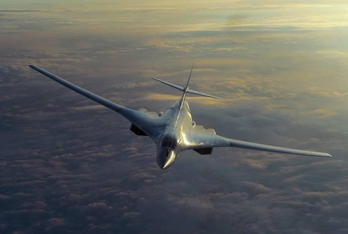 El Tu-160М2 actualizado aumentará el rango
