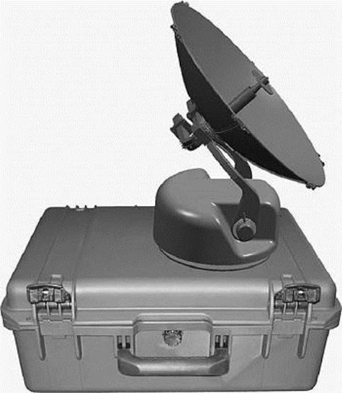 """Os primeiros conjuntos de estações de rádio """"Ladia"""" foram enviados para as tropas do Distrito Militar do Sul"""