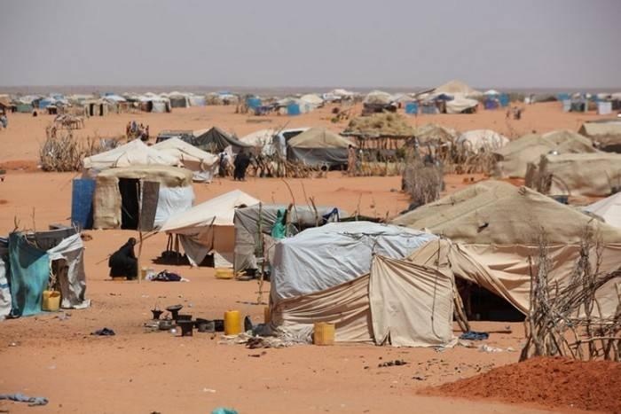 """МО РФ: сирийские беженцы стали """"живым щитом"""" для базы США"""