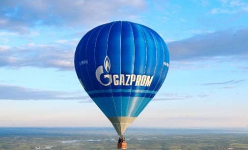 """""""Газпром"""": Дед Мороз помогает Европе не забывать """"вкус"""" российского газа"""