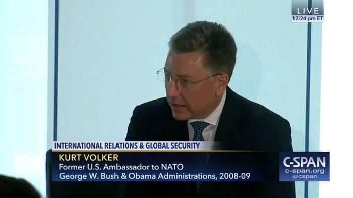 """Walker: les États-Unis ne devraient pas fournir de preuves de la """"présence des forces armées russes dans le Donbass"""""""
