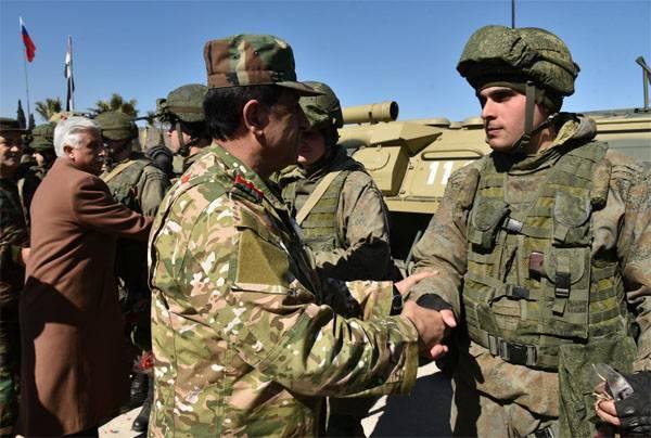 Die Welt: la Russie déclare la guerre aux États-Unis forçant l'Euphrate