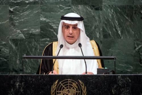 Ministro das Relações Exteriores da Arábia Saudita: Podemos concordar com o levantamento das sanções anti-russas