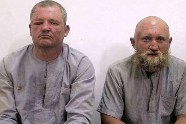 """Vídeo ISIS com """"reféns russos"""" deixa muitas perguntas"""