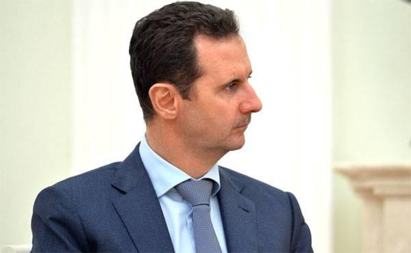 Башар Асад впервые публично прокомментировал референдум в Иракском Курдистане