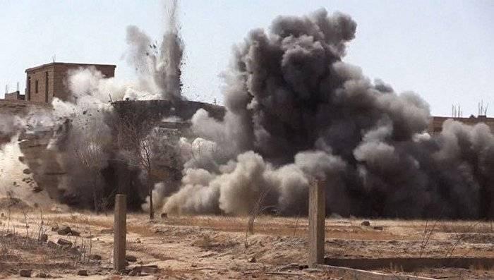 ВКС уничтожили в Сирии полевых командиров  ИГ*