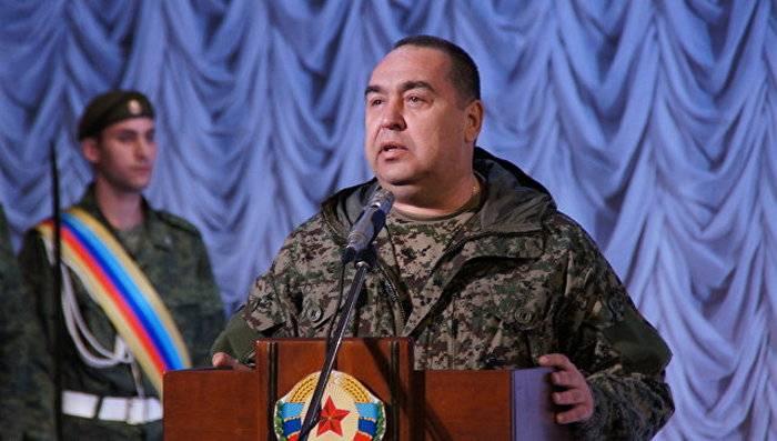 Плотницкий: народная милиция ЛНР сильнее ВСУ