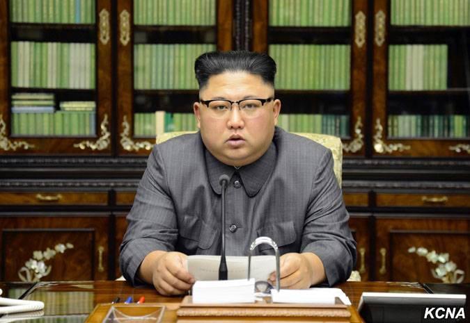 Ким Чен Ын: Ядерное оружие - наш драгоценный меч