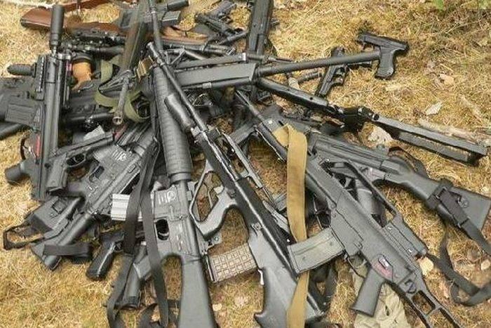 Ejército sirio acusó a Estados Unidos de suministrar armas a militantes