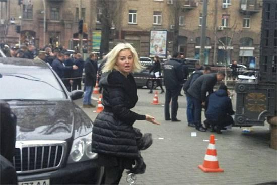 Lutsenko chamou o nome do cliente assassinato Voronenkov