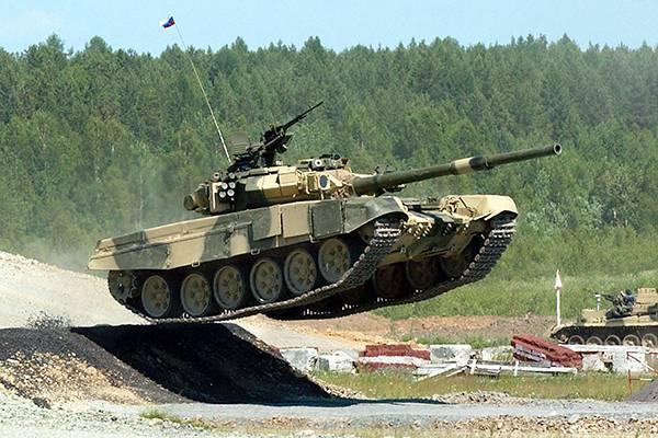 T-90 탱크가 세계 최고가 된 방법